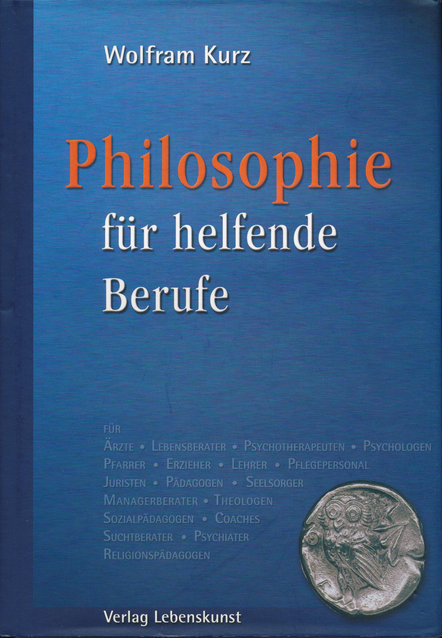 Philosophie für helfende Berufe klein