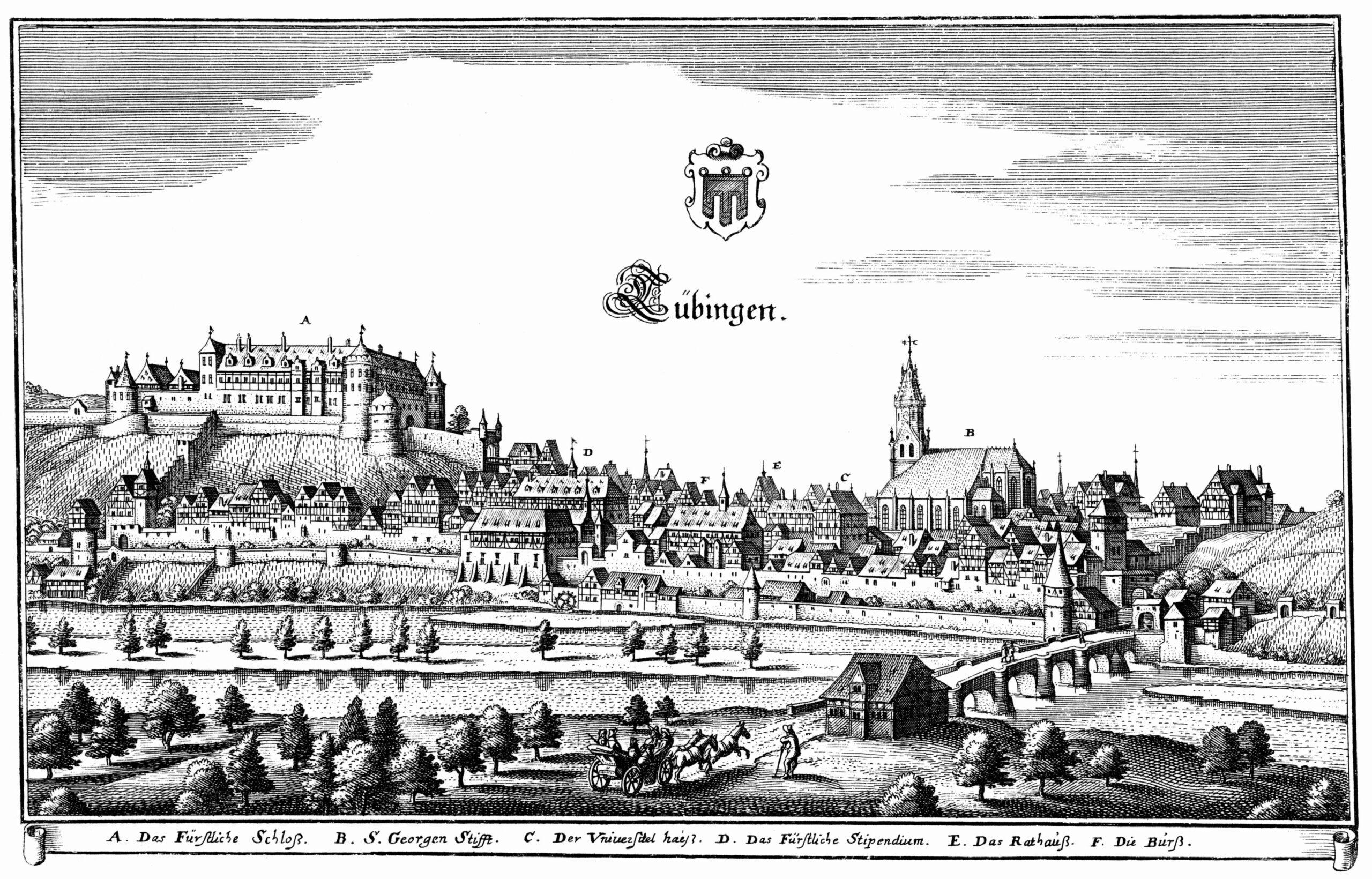 Tübingen Merian