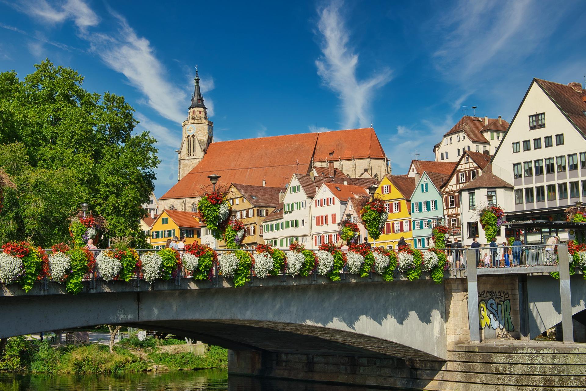 Tübingen Neckarbrücke