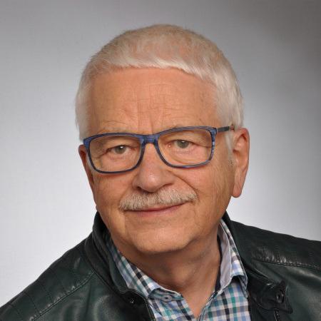 Dozent, OStR. Walter Lübbe